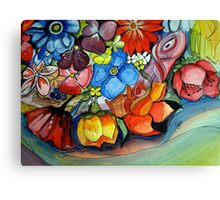To brighten up the day Canvas Print