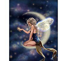 Firefly Moon Photographic Print