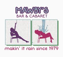 Flashdance Mawby's Bar and Cabaret by markdwaldron
