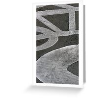 Pavement 2 Greeting Card