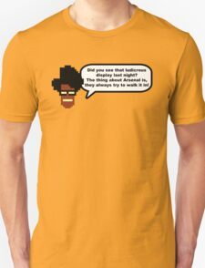 Moss: The Thing About Arsenal... T-Shirt