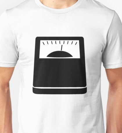 Weight Scales Unisex T-Shirt