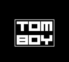 Tomboy T-Shirt by LadyCyprus