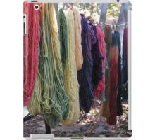 Kettle Dyed Yarn iPad Case/Skin