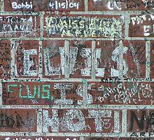 Graceland Graffiti by wooliebullie