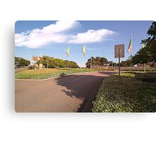 Welcome to Forster Canvas Print