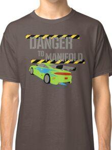 Danger To Manifold Classic T-Shirt