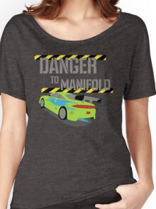 Danger To Manifold Women's Relaxed Fit T-Shirt