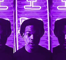 Chance The Rapper by bhndthenoise