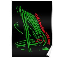 a tribe called quest the low end theory green Poster