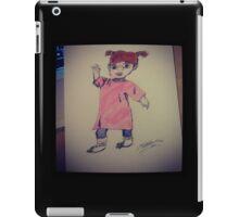 Boo! Monsters Inc iPad Case/Skin