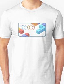 1010! The Addictive Puzzle Game Unisex T-Shirt