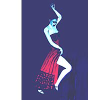 Flamenco 3 Photographic Print