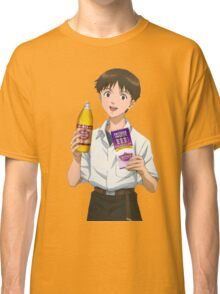Ghetto Shinji Ikari Classic T-Shirt