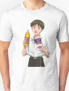 Ghetto Shinji Ikari T-Shirt
