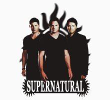 Supernatural 3 by cirdec