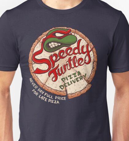 Speedy Turtle Unisex T-Shirt