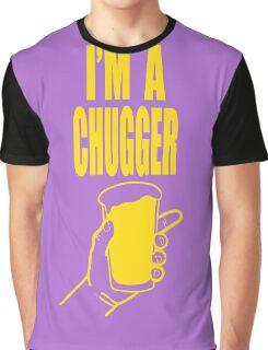 NXT / WWE Bayley I'm A Chugger / Hugger Graphic T-Shirt