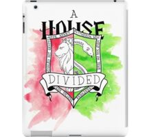Wizard House Divided {Sly & Brave} iPad Case/Skin