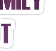 Lovatic Family Sticker