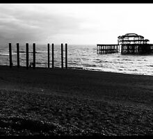 West Pier, Hove by Ms-Bexy