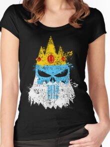 Ice King Punisher Women's Fitted Scoop T-Shirt