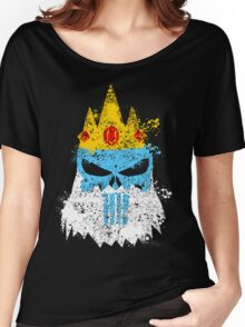 Ice King Punisher Women's Relaxed Fit T-Shirt