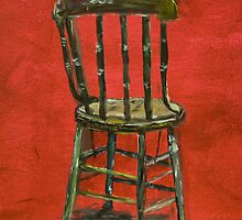 Chair Study by rjpmcmahon