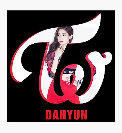Dahyun Photographic Print