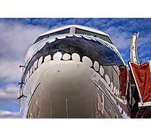 """""""Show Us Your Smile"""" - the Airline Way Photographic Print"""