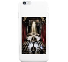The Alice Series: A Glass Table iPhone Case/Skin