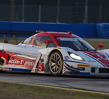 Sebring 2014 - #5 Prototype - Action Express Corvette DP - Barbosa / Fittipaldi / Bourdais by motapics