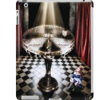 The Alice Series: A Glass Table iPad Case/Skin
