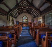 Corpus Christi - Tremeirchion by Mike Hardisty