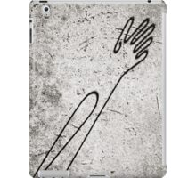 Hand Out  iPad Case/Skin