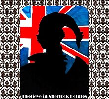 I Believe in Sherlock Holmes by Sam Evans-Equeall