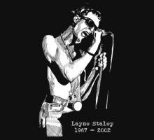 Layne Staley 1967-2002 T-Shirt
