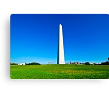 Washington Monument, Washington DC Canvas Print
