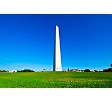 Washington Monument, Washington DC Photographic Print