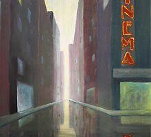 Rain by Andrea Meyer