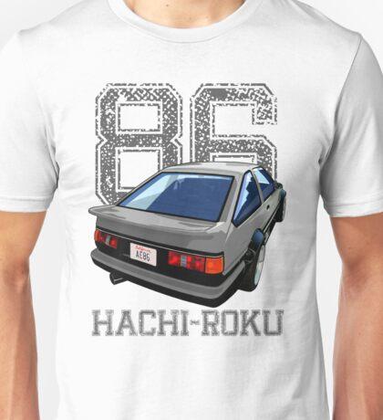 Toyota AE86 Corolla Unisex T-Shirt