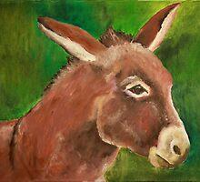 Donkey by Andrea Meyer