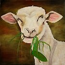 Sheep by Andrea Meyer
