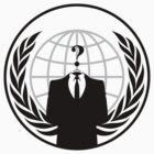 Anonymous المجهولون by darweeshq
