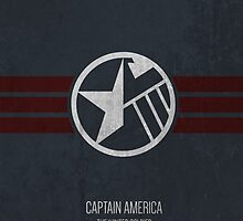 Captain America 2 by Rizwanb