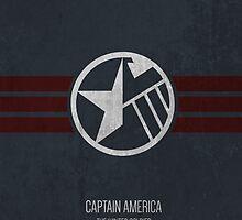 Captain America 2 by Rizwanb
