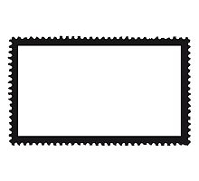 Postage stamp by Style-O-Mat