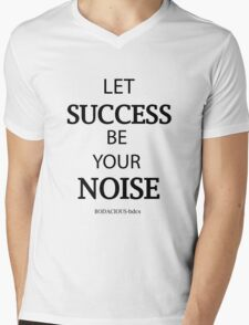 BODACIOUS success Mens V-Neck T-Shirt