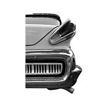 Classic in black & white Photographic Print