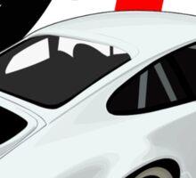 Porsche 911 Sticker